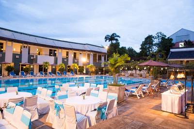 Swimming Pool, hostels, booking, chiang mai, travel, reservation